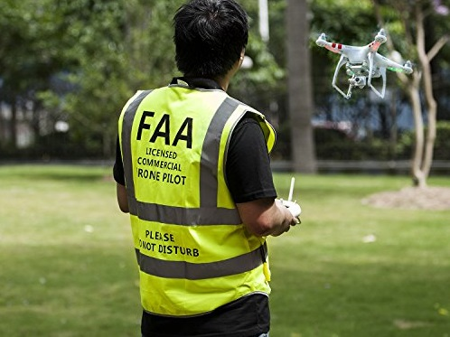 FAA Licensed Commercial Drone Pilot earning his instrument rating. He used the Gold Seal online ground school for unmanned aerial systems (UAS)