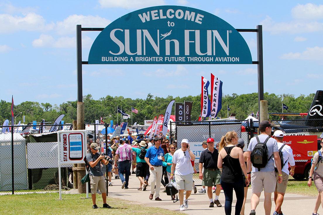 Sun 'n Fun Made My Balls Sweaty – Aviation News That Matters