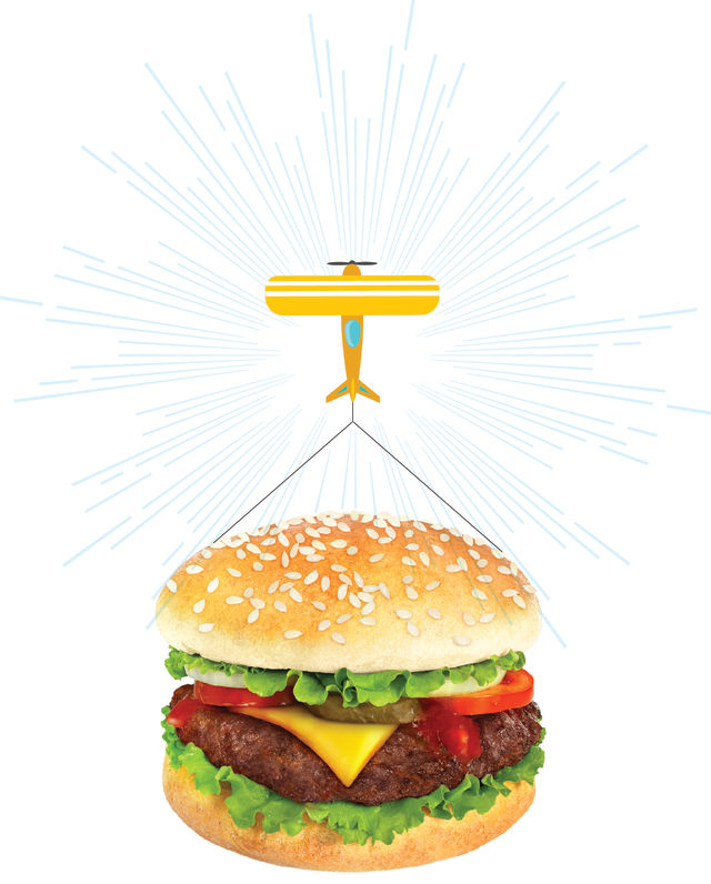 COVID Burger